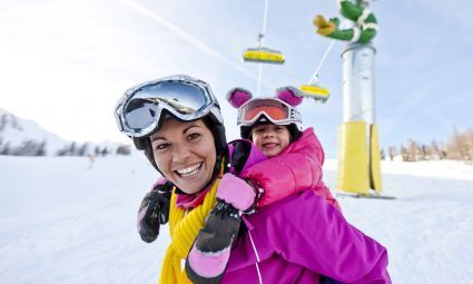 Josk - Ski met kinderen