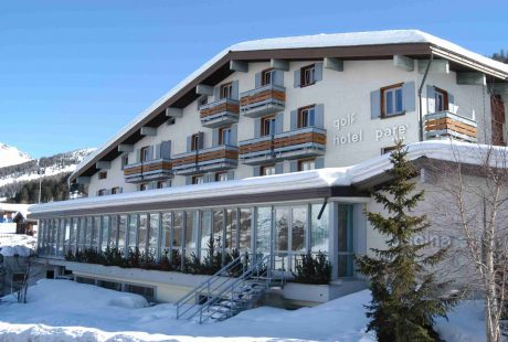 JOSK Livigno Hotel Pare
