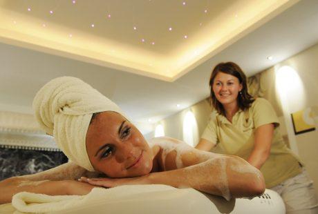JOSK Winklerhotel Lanerhof wellness massage