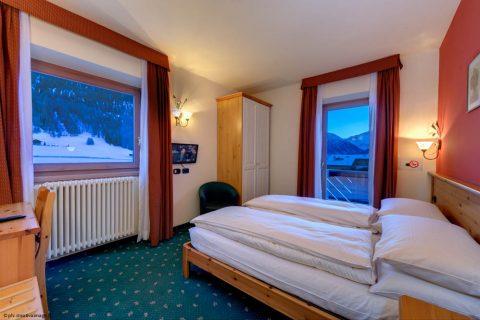 JOSK Livigno Hotel Primula kamer