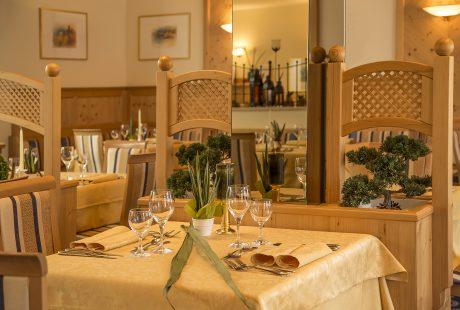 JOSK Kronplatz Reischach restaurant