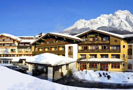 JOSK Saalbach hotel Leonhard