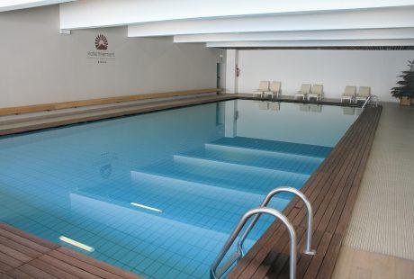 JOSK Livigno Hotel Intermonti zwembad wellness