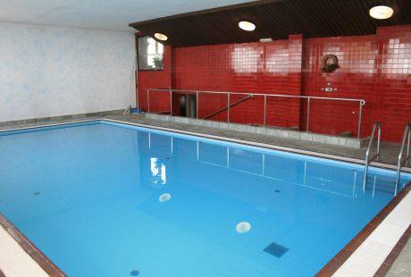 JOSK Livigno Hotel Pare zwembad wellness