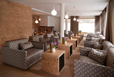 JOSK Winklerhotel Sonnenhof lounge