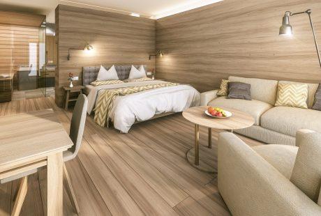 JOSK Winklerhotel Sonnenhof suite