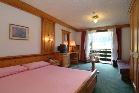 JOSK Livigno Hotel Intermonti kamer