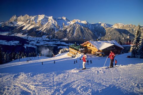 JOSK Schladming Planai Hochwurzen Ski Amade